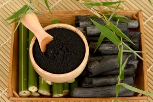 Activated charcoal for skin benefits