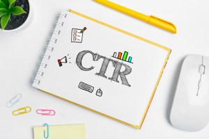 what click-through rate means