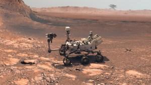 Mission to Mars NASA