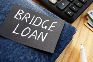how does a bridge loan work