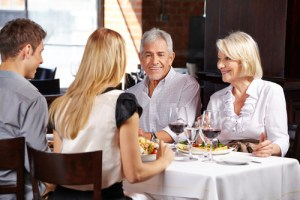 proper dinner etiquette