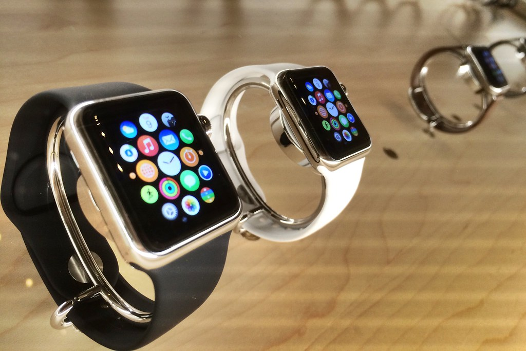 Apple Watches