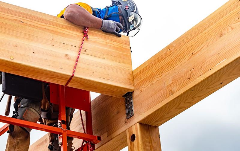 Swinerton Mass Timber Construction