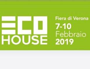 EcoHouse 2019: fiera sulla sostenibilità e risparmio energetico in edilizia