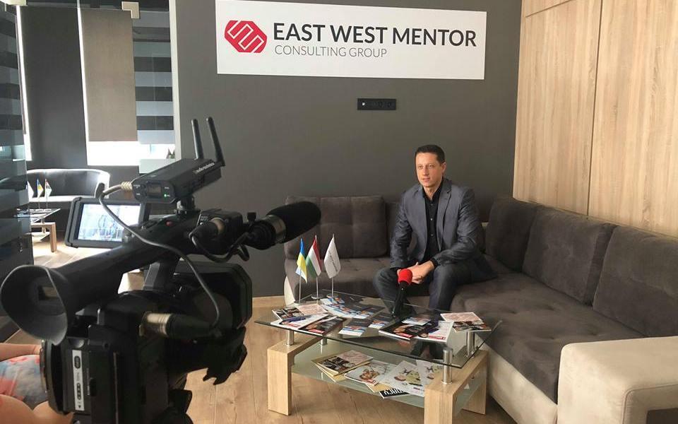 """Zoltan Horvath розповів про діяльність """"East West  Mentor"""""""