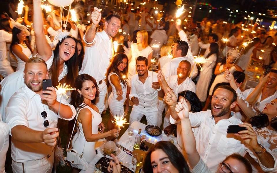 12 жовтня відбудеться щорічний Білий бал  –  White Design Promenade