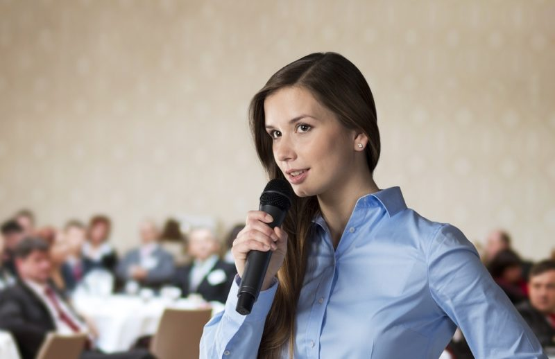 Як впоратися з хвилюванням перед публічним виступом?