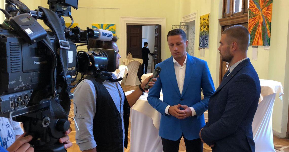 """Zoltan Horvath: """"Угорщина і Україна відкриті до покращення торгівельних зв'язків між собою"""""""