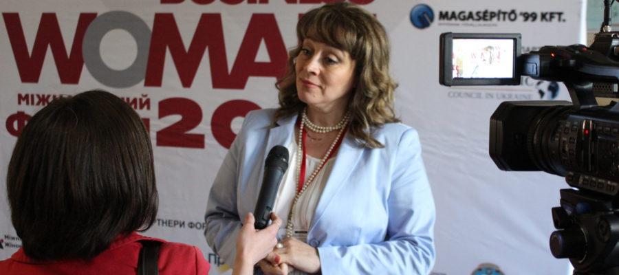 """Аліна Скоморохова виступить спікером на Міжнародному форумі """"БізнесWoman2019"""""""