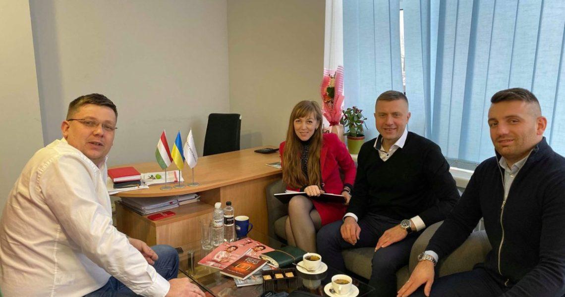 Засновники Асоціації імпортерів України провели робочу зустріч з естонським колегою