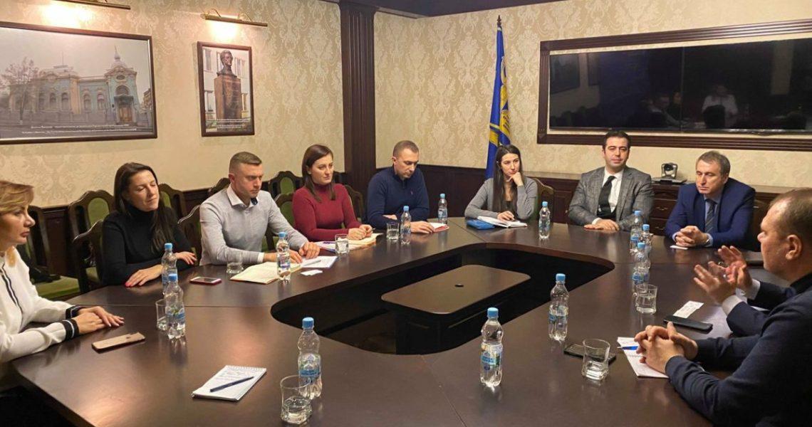 Асоціація імпортерів України зустрілась з Державною прикордонною службою України