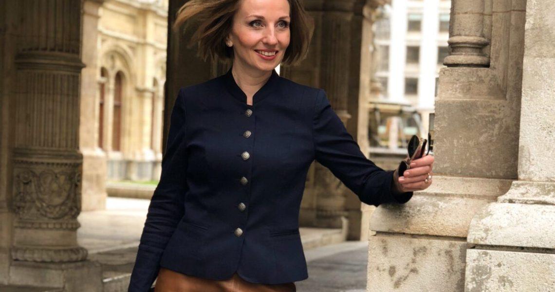 Ольга Босак: Успішна людина – це людина, яка реалізовує свій потенціал