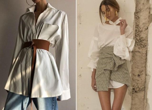 Як стильно носити білу сорочку: звична класика в незвичному поєднанні