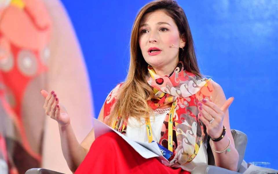 Еміне Джапарова взяла участь у Всеукраїнському форумі «Україна 30. Міжнародна політика»