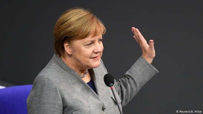 Анґела Меркель може відвідати Україну 22 серпня