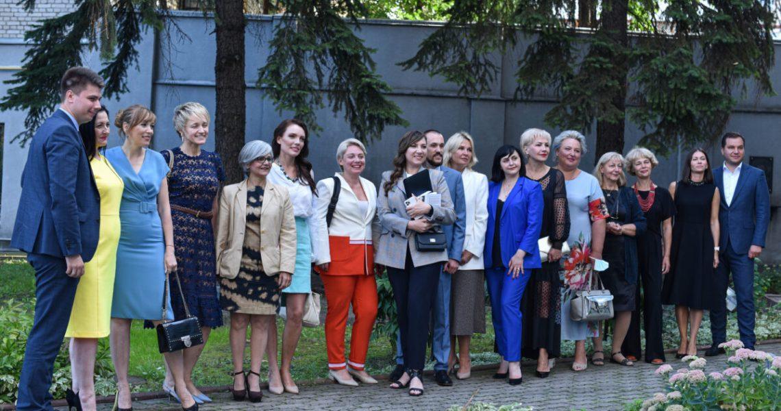 Прийняття нових учасниць в Business Woman Club