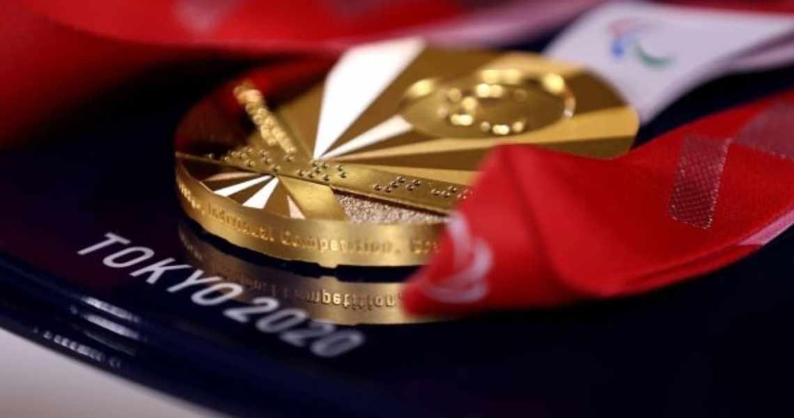 Україна має вже 67 медалей на Паралімпіаді в Токіо