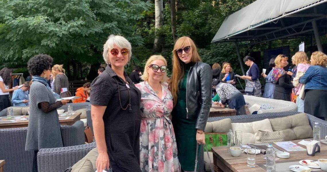 Business Woman Club налагоджує співпрацю з міжнародним жіночим клубом