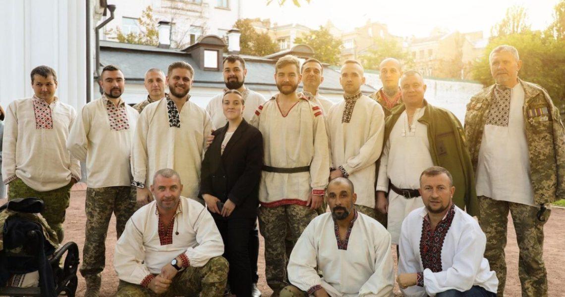 Відбувся мистецький захід «Характерник» до Дня захисника та захисниць України