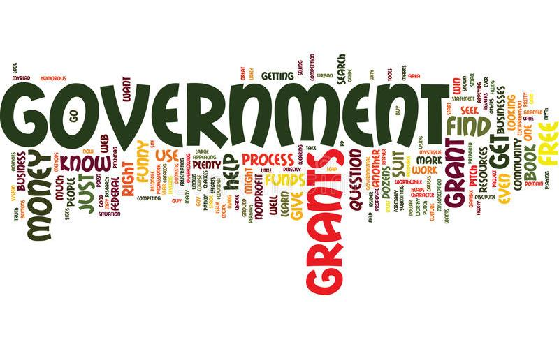 federal government small business grants