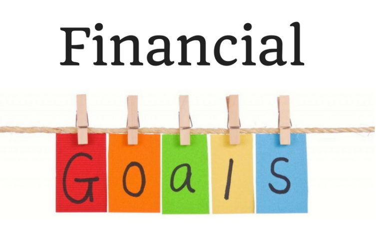 financial goals 2021