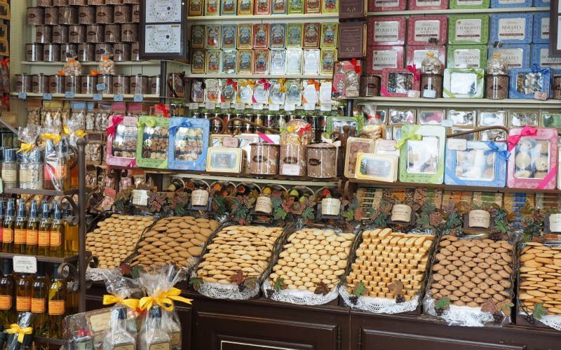 CONFECTIONERY BUSINESS