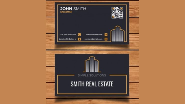 unique-real-estate-business-cards