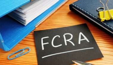 FCRA Fair Credit Reporting Act