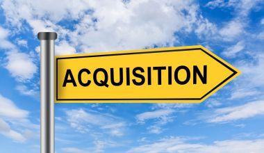Business acquisitions