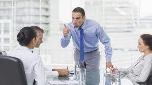disgruntled employee handling, making false claims, prey, definition