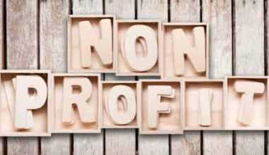 How do nonprofits make money