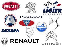 french car brands logos
