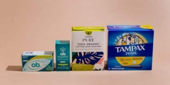 Tampon brands
