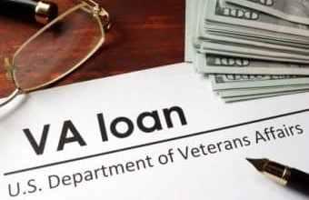 VA IRRRL program loan rates