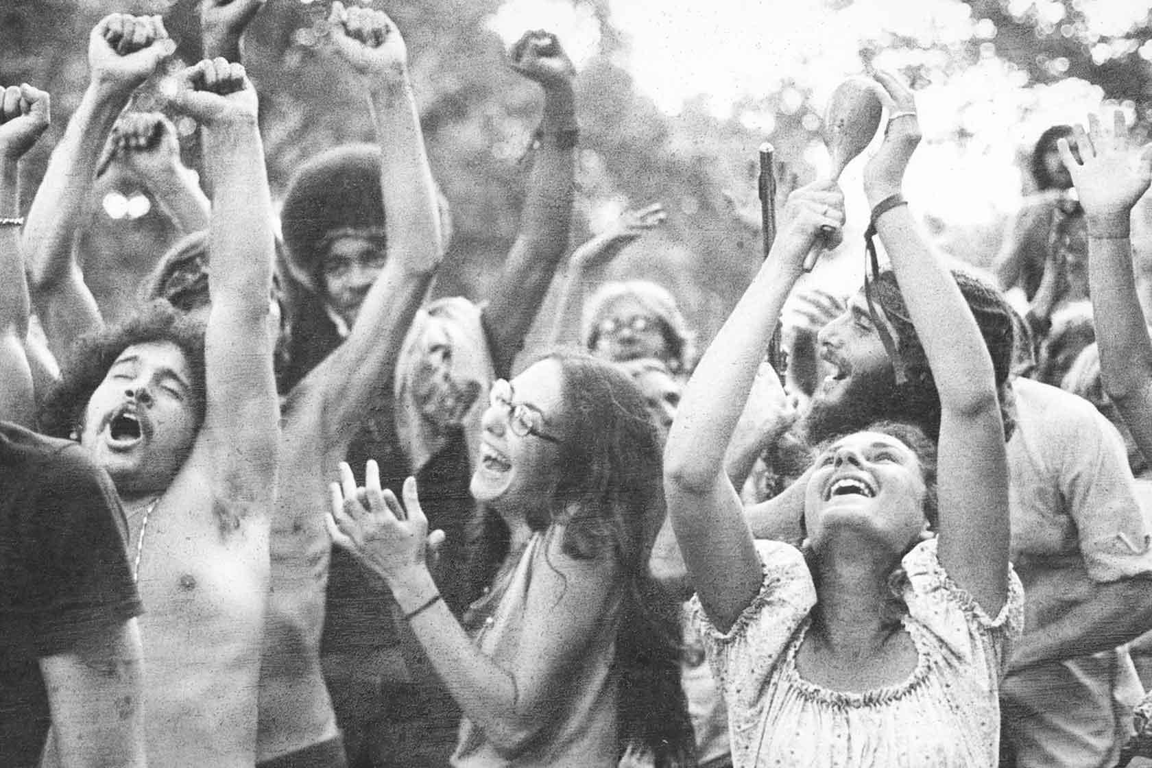 La entrañable y desnuda música de los años 60
