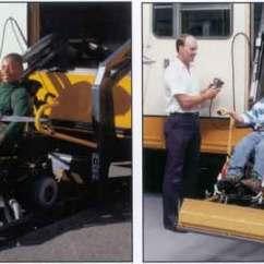 Wheelchair Van Parts Imperator Works Gaming Chair School Bus Lift