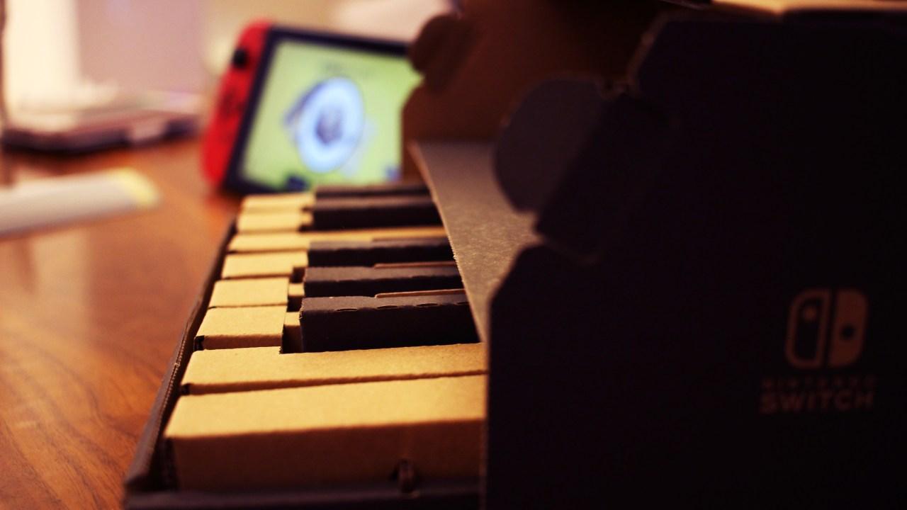 ダンボール製のピアノはどんな音がする?