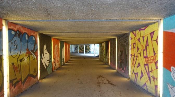München mal anders – Graffiti unterm Friedensengel