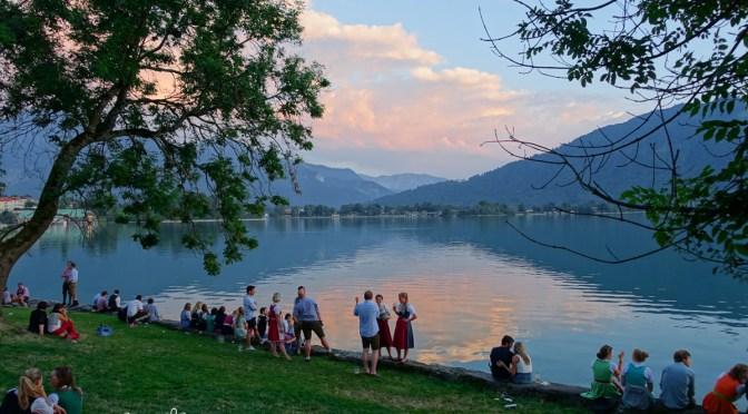 Sommerzeit ist Waldfestzeit!- Spontanausflug zum Tegernseer Waldfest