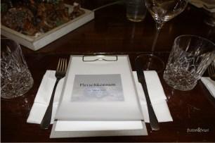 Pre-Opening des Pop-up Restaurants Fleischkonsum