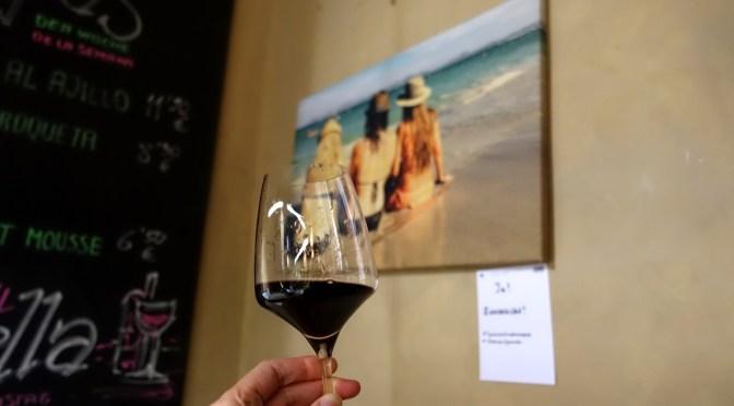 Spanische Momente und Wein- Emotional Tasting