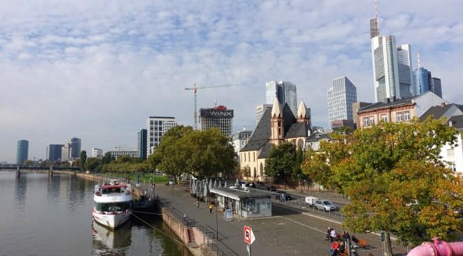 Städtetrip Frankfurt – Tipps für einen Tag in Mainhattan