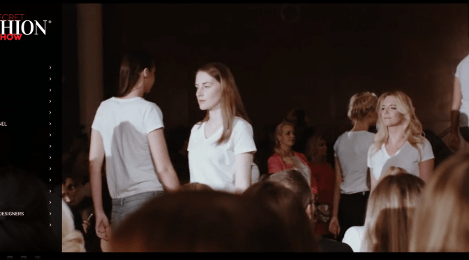Secret Fashion Show Vol. 8 – Tickets gewinnen!