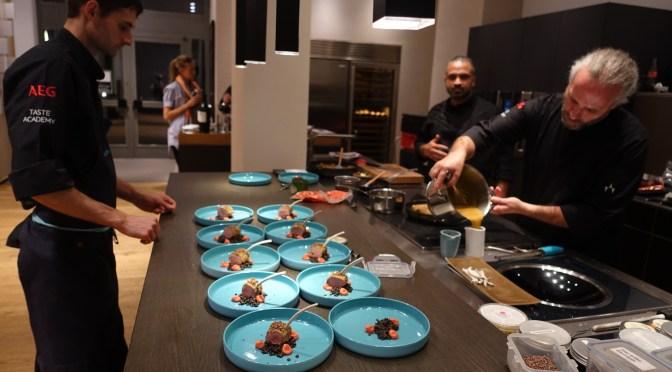 AEG Taste Academy mit Heiko Antoniewicz