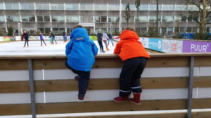 2e Kerstdag: 12u kabouterschaatsen
