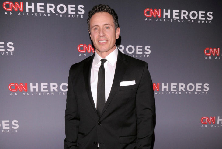 NEW YORK, NY - DECEMBER 09: Chris Cuomo attends the 12th Annual CNN Heroes: An All-Star Tribute at American Museum of Natural History on December 9, 2018 in New York City.