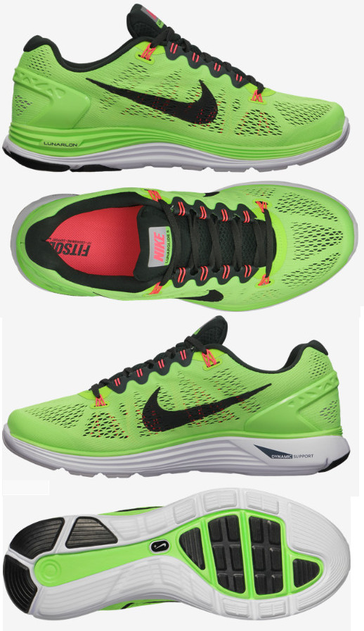 f615ad688 Nike LunarGlide 5  Fitness Review