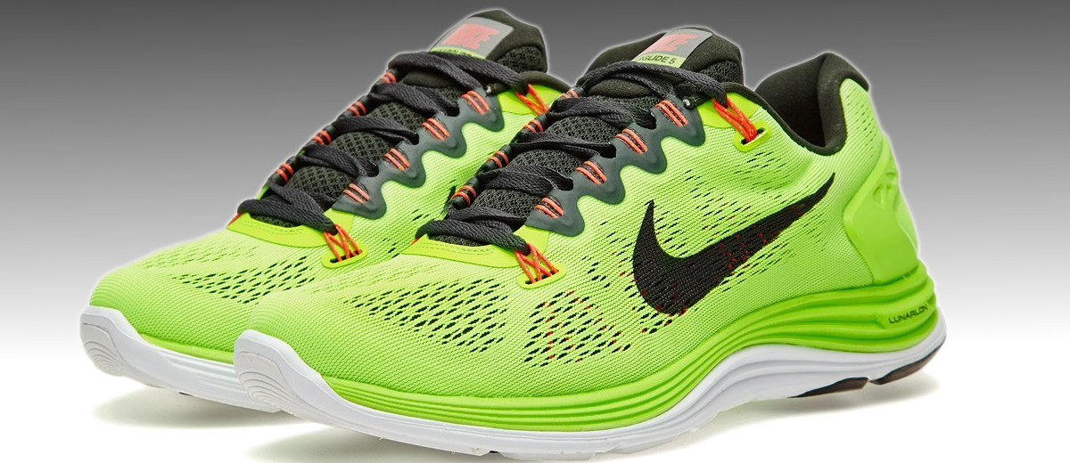 competitive price e738b e9606 Nike LunarGlide 5: Fitness Review | Busted Wallet