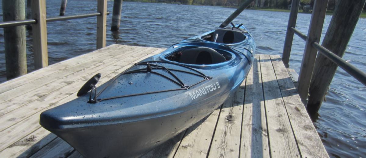 Necky Manitou II - Kayak Review | Busted Wallet