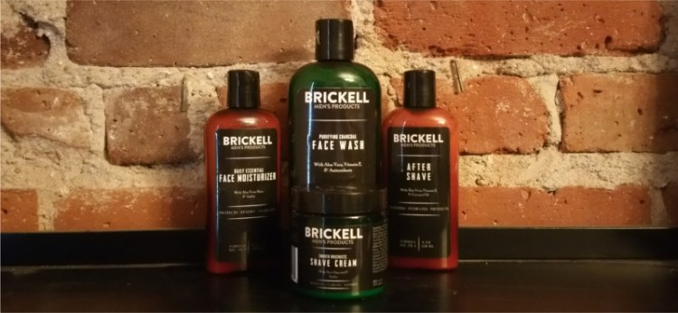 brickell grooming kit review